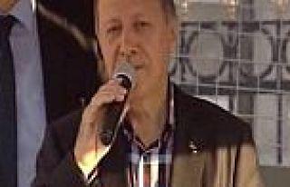 Erdoğan: Konteynerlarla gelen mühimmatlar yakalandı