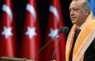 Erdoğan: Tarım arazilerinin bölünmesi sorununa...