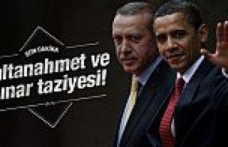 Erdoğan ve Obama o saldırıları görüştü!