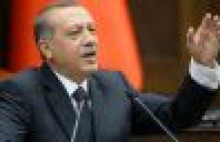 Erdoğan'dan CHP'ye açık tehdit