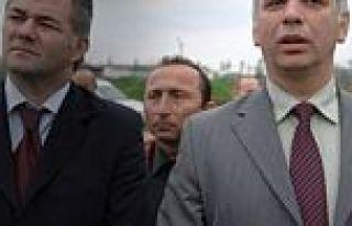 Eski başkan esrardan tutuklandı