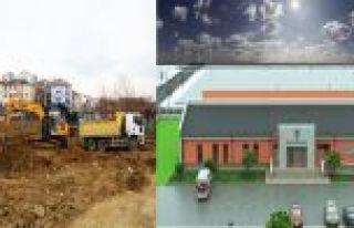 Eyüpsultan'da İki Büyük Proje Hayata Geçiyor