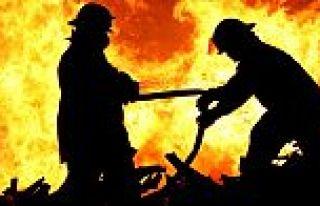 Eyüp'te Trafo Yangını