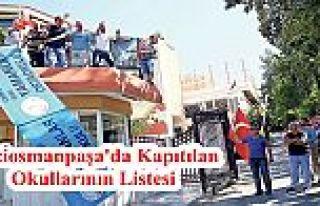 Fetö'nün Gaziosmanpaşa'da Kapıtılan Okullarının...