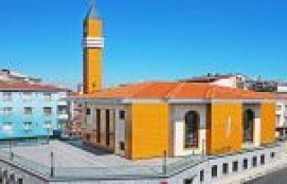Fevzi Çakmak Camii Çok Yakında Hizmete Açılıyor