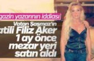 Filiz Aker hakkında çarpıcı iddialar gelmeye devam...