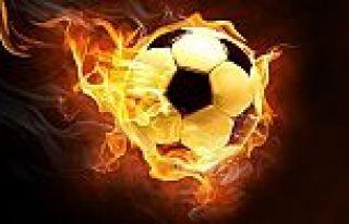 Futbola ilk darbe!
