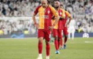 Galatasaray'ın Avrupa'daki kötü gidişi kabusa...