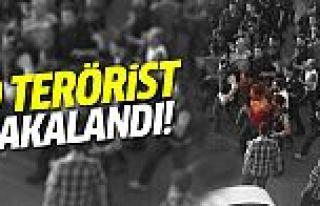 Gazi Mahallesi'ndeki polisi şehit eden terörist...