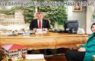 Gaziosmanpaşa Belediye Başkanı Hasan Tahsin Usta...