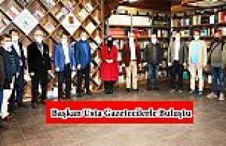 Gaziosmanpaşa Belediye Başkanı Usta Gazeteciler...
