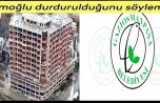 Gaziosmanpaşa Belediyesinden Başkan İmamoğlu'na...
