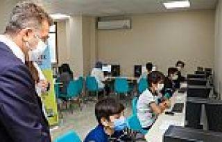 Gaziosmanpaşa Belediyesinden eğitime destek