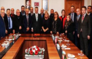 Gaziosmanpaşa Hoca Ahmet Yesevi Cemevi'nin Yer...