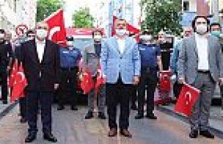 Gaziosmanpaşa'da 19 Mayıs'ta Tüm Balkonlar İstiklal...