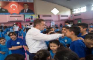 Gaziosmanpaşa'da 2500 Çocuğun Eğitim Göreceği...