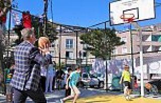 Gaziosmanpaşa'da Bir Yeni Park Daha Hizmete Açıldı!