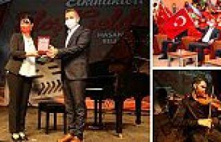 Gaziosmanpaşa'da Fuzuli Kültür Sanat Sezonu Açıldı