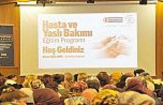 Gaziosmanpaşa'da Hasta ve Yaşlı Bakımı Eğitim...