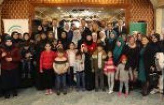 Gaziosmanpaşa'da Suriyeli Göçmenler Yeni Hayatlarına...