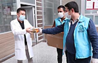 Gaziosmanpaşa'da Tüm Sağlık Çalışanlarımızın...