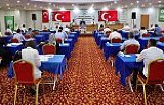 """Gaziosmanpaşa'da """"yeni normalin"""" ilk Meclis toplantısı..."""