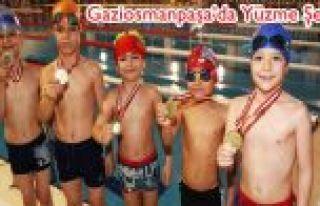 Gaziosmanpaşa'da Yüzme Şenliği