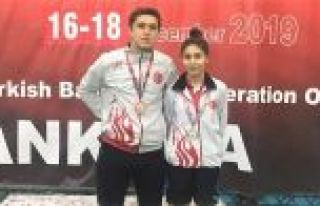 Gaziosmanpaşalı Sporculardan Milli Formayla 2 Madalya
