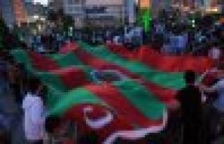ŞAMPİYON GAZİOSMANPAŞASPOR'A MORAL GECESİ…