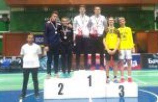 Gaziosmnapaşa'lı Sporculardan Badmintonda Uluslararası...