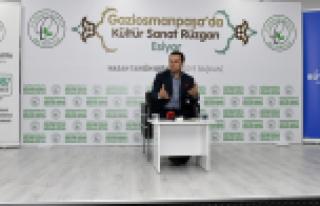 Güçlenen Türkiye'nin Ortadoğu'daki Rolü Gaziosmanpaşa'da...