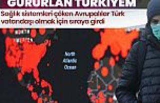 Gurur verici gelişme! Türk vatandaşı olmak için...