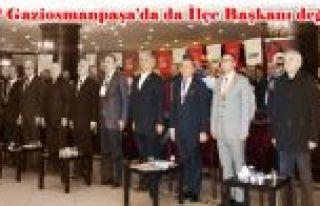 Hakan Bahçetepe CHP Gaziosmanpaşa'nın yeni ilçe...