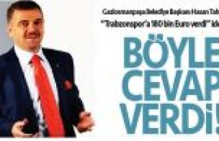 Hasan Tahsin Usta'dan Trabzonspor ile ilgili iddiaya...