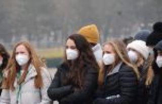 Hava kirliliği günde 1 paket sigara kadar zarar...