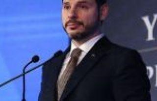 Hazine ve Maliye Bakanı Albayrak: Faizlerde düşüş...