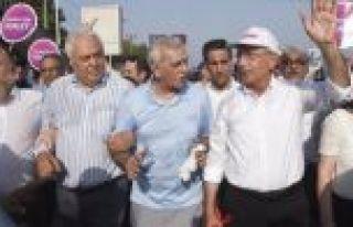 HDP'li üyeler, CHP'nin kurultayına katılmama kararı...
