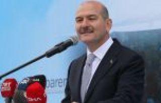 İçişleri Bakanı Soylu: Orta Doğu'yu barış coğrafyası...