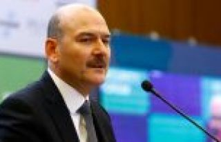 İçişleri Bakanı Soylu'dan 'yeni göç dalgası'...