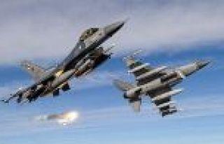 Irak'ın kuzeyinde PKK'lı 7 terörist etkisiz hale...
