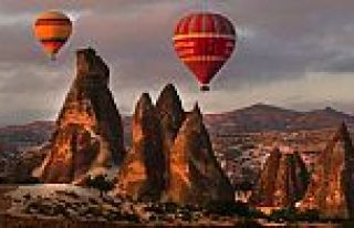 IŞİD tehlikesi Kapadokya'yı vurdu!