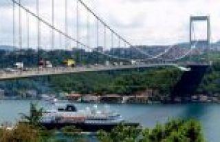 İstanbul Boğazı gemi geçişlerine Furkan için...