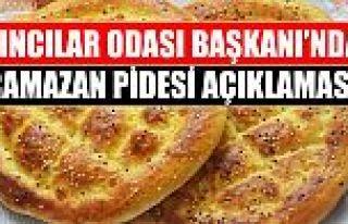 İstanbul Fırıncılar Odası Başkanı Erdoğan...