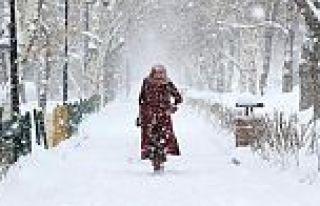İstanbul için kar yağışı tahmini