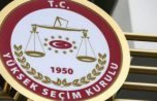 İstanbul seçiminde ilçe seçim kurullarının araştırmaları...