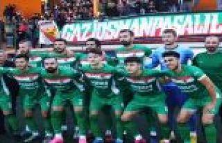 İstanbul Sinopspor Gaziosmanpaşaspor'u mağlup etti