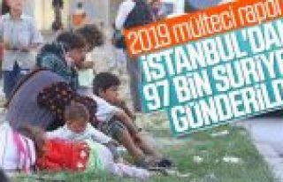 İstanbul Valisi açıkladı! 97 bin 255 Suriyeli...