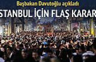 İstanbul'da merkezi yerlerde ek güvenlik önlemi!