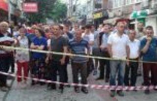 İstanbul'da  patlama! 1 kişi yaralandı