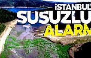 İstanbul'da sular mı kesilecek? Koronavirüsle boğuşan...